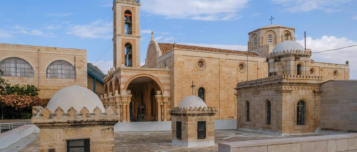 Монастырь святого Феодосия