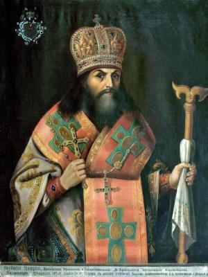 Святитель Феодосий Черниговский - икона