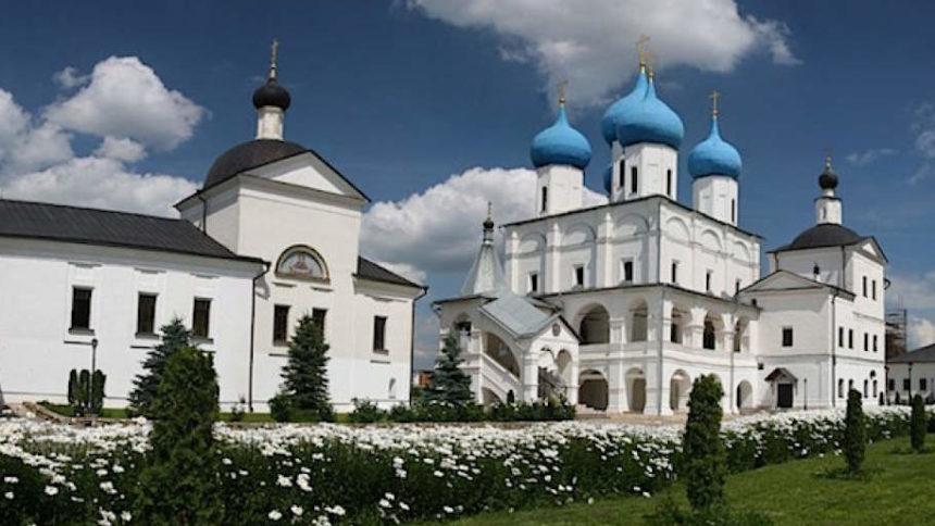 Монастырь в Серпухове