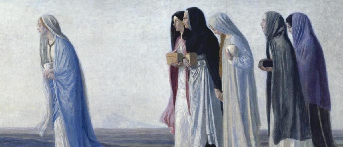 Жены-мироносицы - картина
