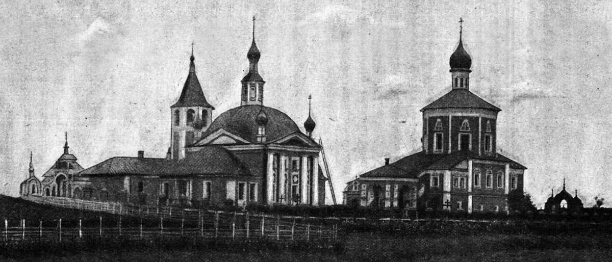 Храмы села Учма