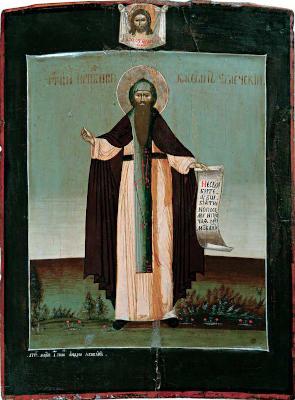 Святой Кассиан Угличский - икона