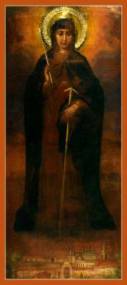 Икона Божией Матери Вратарница