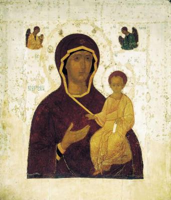 Смоленская Одигитрия - икона