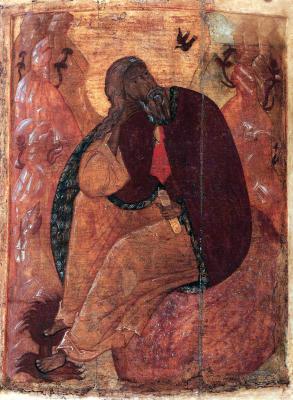 Св пророк Илия - икона