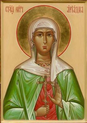Святая Мученица Ариадна - икона