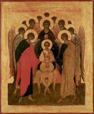 Ангельский Собор - икона