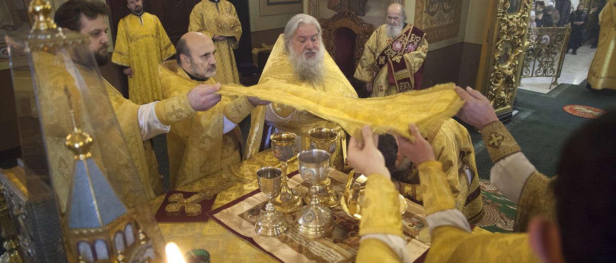 Литургия свт Иоанна Златоуста