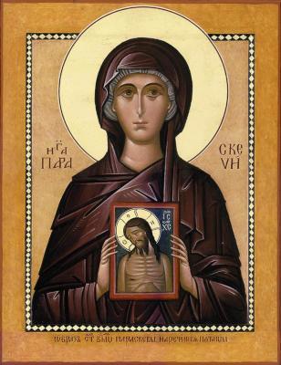 Святая Параскева Пятница - икона