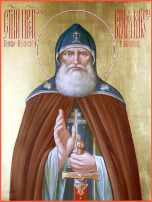 Св Илия Муромец - икона